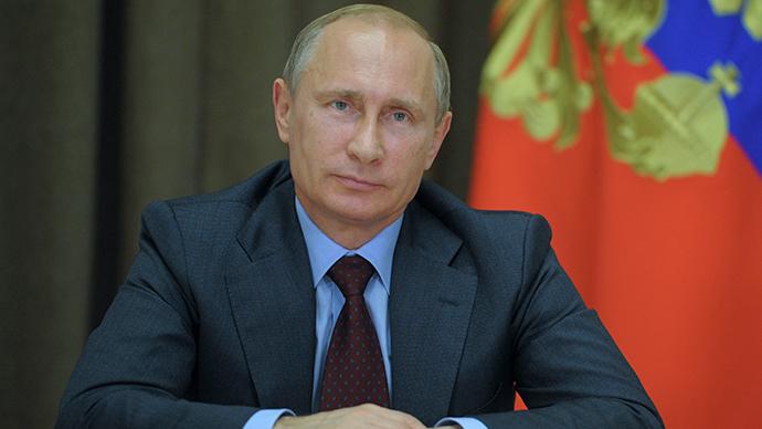 Russia's President Vladimir Putin (RIA Novosti / Alexey Druzhinin)