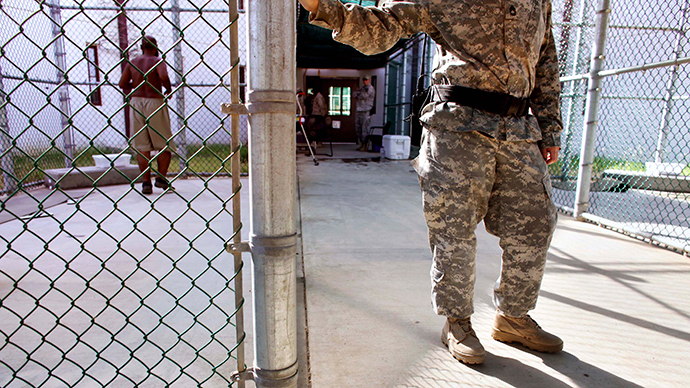 U.S. Naval Base in Guantanamo Bay (Reuters / Brennan Linsley)