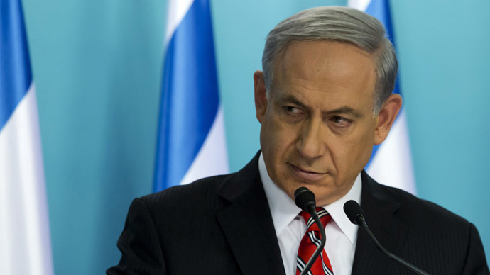 Israel's Prime Minister Benjamin Netanyahu (Reuters/im Hollander)