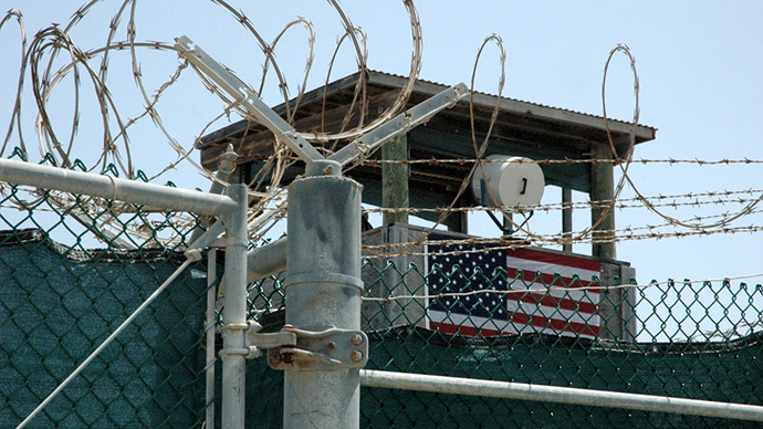 Guantanamo Bay US Naval Base, in Cuba (AFP Photo / Randall Mikkelsen)