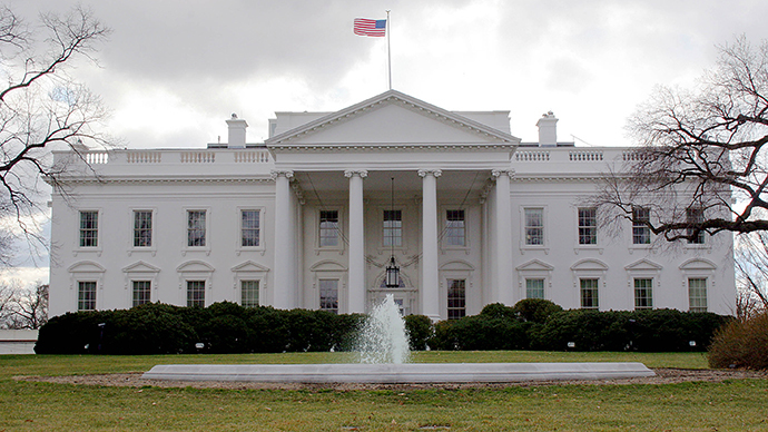 The north side of the White House in Washington, DC. (AFP Photo / Karen Bleier)