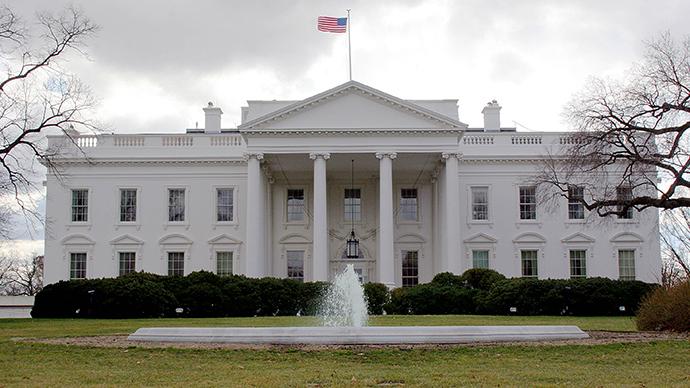 The north side of the White House in Washington, DC. (AFP Photo / Karen Bleier)