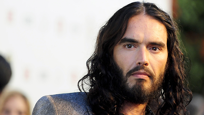 British actor Russell Brand (Reuters / Gus Ruelas)