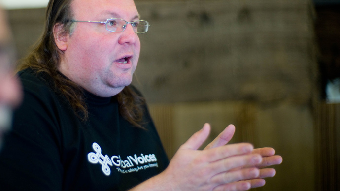 Ethan Zuckerman (image from Flickr user by Joi)