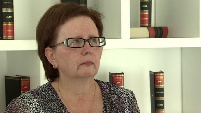 Vera Stenina (Still from RT video)