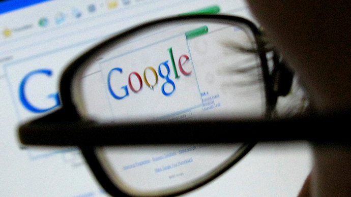 Google and other prolific search engines are undermining the ECJ's Right to be Forgotten Ruling, the EU Justice Commissioner warns. (Reuters / Darren Staples)