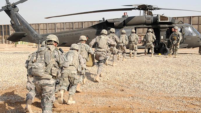 Reuters / Staff Sgt. James Selesnick