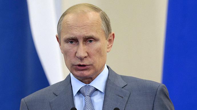 Russian President Vladimir Putin (AFP Photo / Ivan Sekretarev)