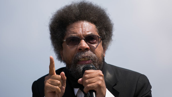 Cornel West.(AFP Photo / Drew Angerer)