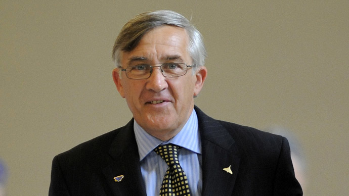 Sir Gerald Howarth (AFP Photo/John Thys)