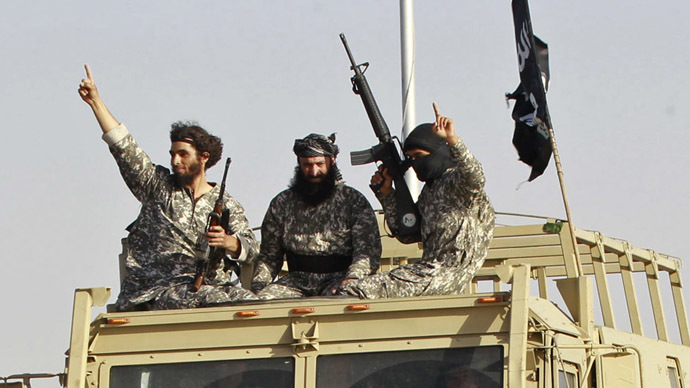 Militants of the Islamic State of Iraq and the Levant (ISIL) (Reuters)