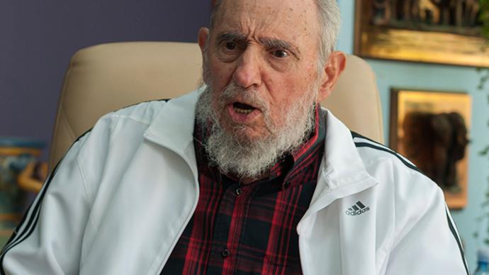 Cuba's former President Fidel Castro (Reuters / Cubadebate / Handout via Reuters)
