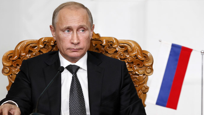 Russian President Vladimir Putin (Reuters/B.Rentsendorj)