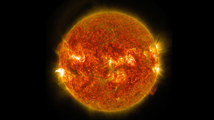 Reuters/NASA/SDO