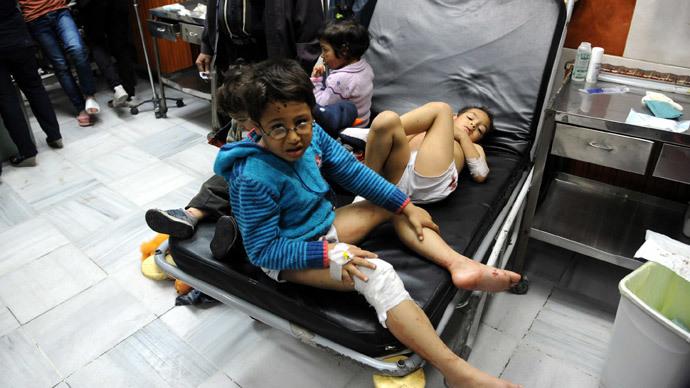 AFP Photo / SANA