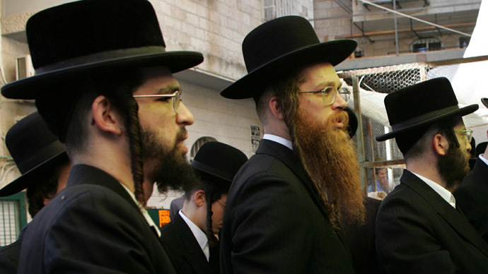 Israeli airline criticized over Orthodox Jews 'bullying