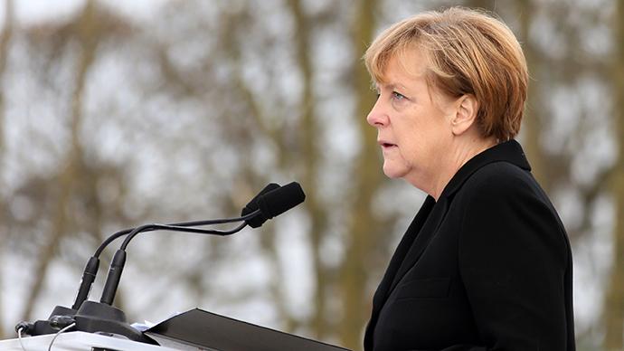 A chanceler Angela Merkel da Alemanha (Reuters / Francois Lenoir)