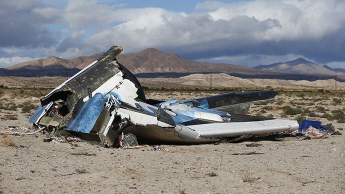 Faulty descent system may be behind Virgin Galactic ...