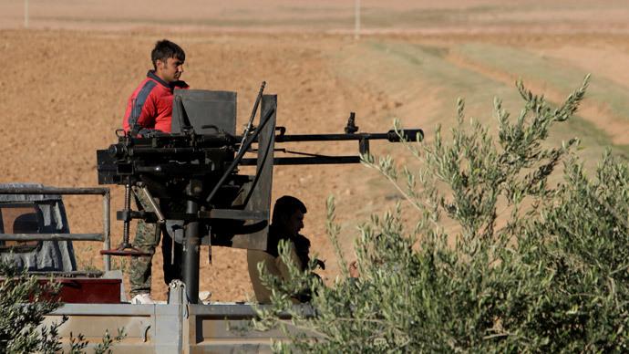 Reuters / Rodi Said