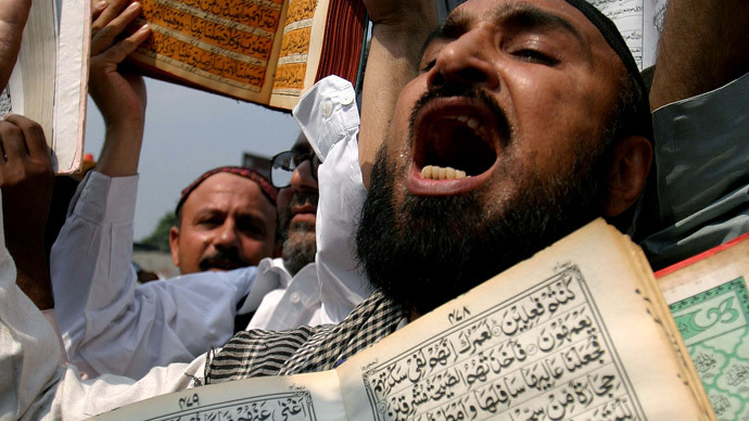 Christian beaten, burned in stove for desecrating Koran