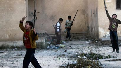 Reuters / Khalil Ashawi
