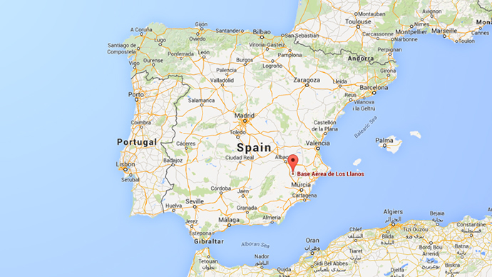10 dead after F16 fighter jet crashes at Albacete airbase ...