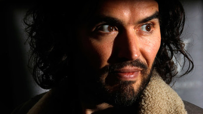 Comedian Russell Brand.(Reuters / Suzanne Plunkett)