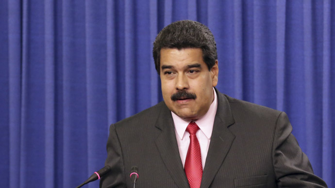 Venezuela's President Nicolas Maduro (Reuters/Andrea De Silva)