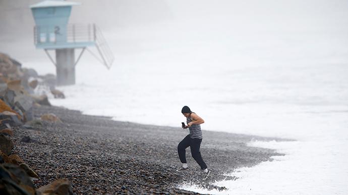 Reuters / Mike Blake