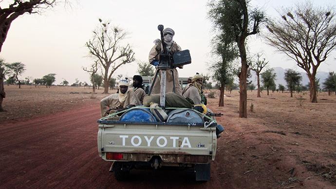 Reuters / Adama Diarra