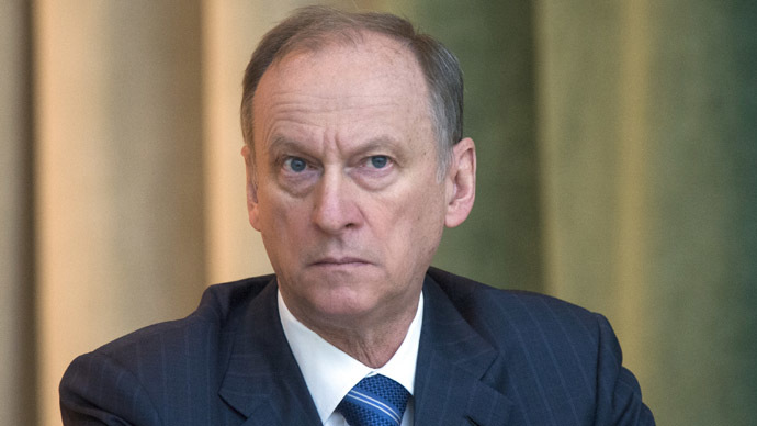 Nikolai Patrushev, Secretary of the Russian Security Council. (RIA Novosti/Sergey Guneev)