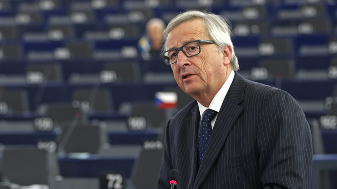 European Commission President Jean-Claude Juncker. (Reuters/Vincent Kessler)