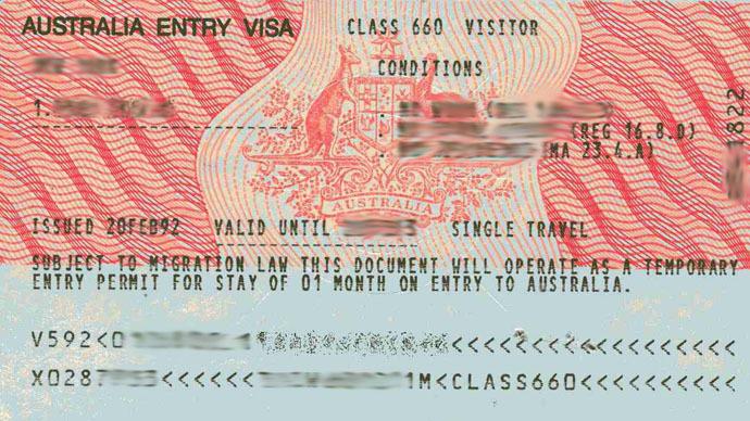 How to Get an Australian Visa