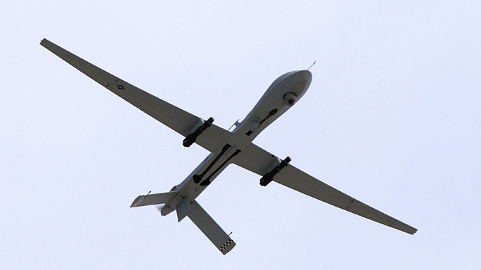 U.S. Air Force MQ-1 Predator, unmanned aerial vehicle (Reuters / Handout)