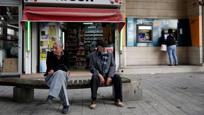 Reuters / Yorgos Karahalis