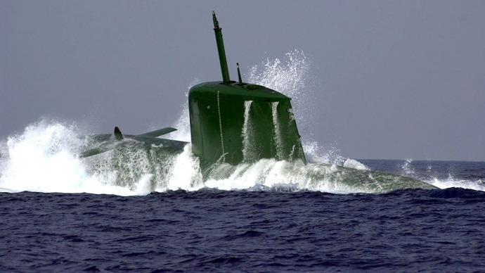 Resultado de imagen de submarinos israelíes