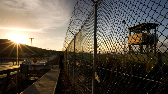 Camp Delta at Guantanamo Bay US Naval Base  in Cuba (AFP Photo / Bremmam Linsey)