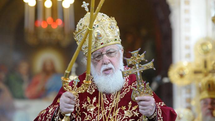 Catholicos-Patriarch of All Georgia Ilia II (RIA Novosti / Sergey Pyatakov)