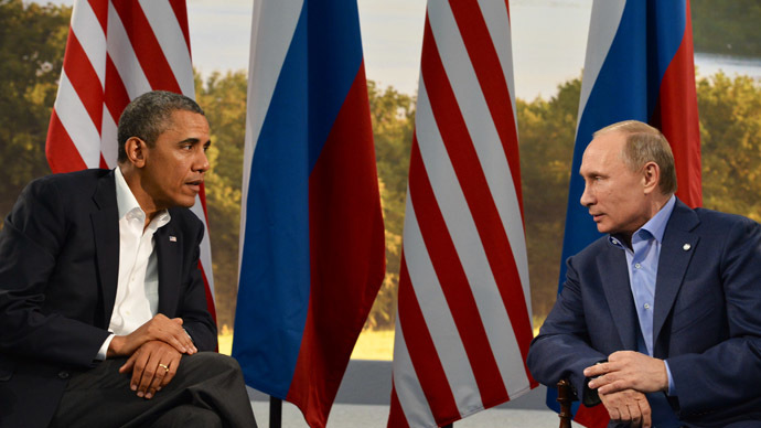 US President Barack Obama (L) and Russian President Vladimir Putin (AFP Photo/Jewel Samad)