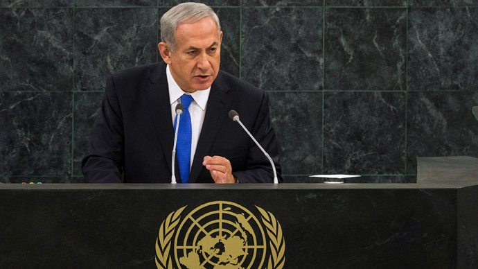Netanyahu at the United Nations