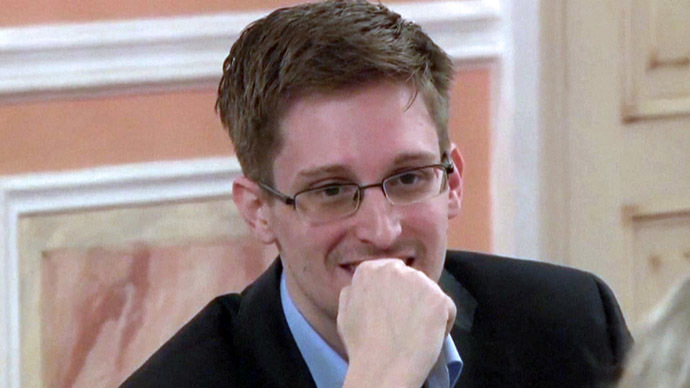 Edward Snowden (AFP Photo/Wikileaks)