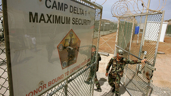 Guantanamo Naval Base in Guantanamo, Cuba. (AFP Photo / Mark Wilson)