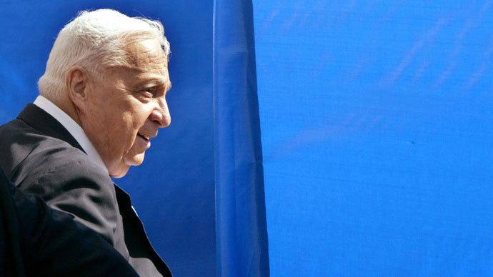 Ariel Sharon.(Reuters / Gil Cohen Magen)