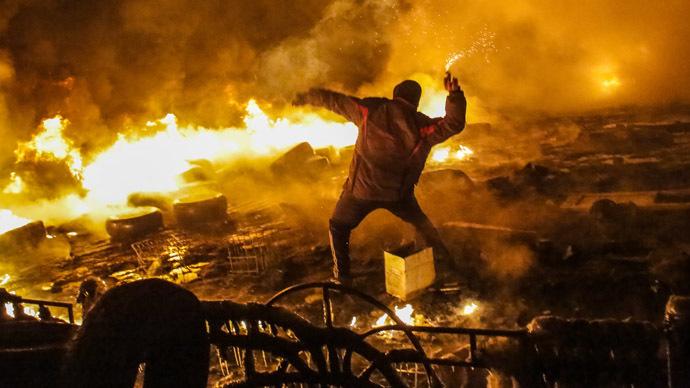 Kiev, January 25, 2014 (RIA Novosti/Andrey Stenin)