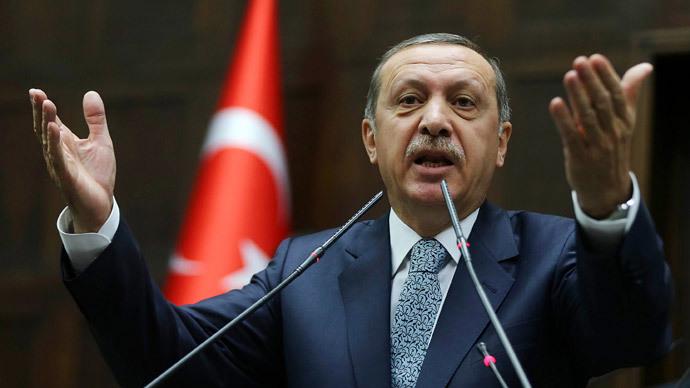 Turkey's Prime Minister Recep Tayyip Erdogan.(AFP Photo / Adem Altan)