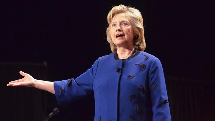 Hillary Clinton (Reuters / Gaston De Cardenas)