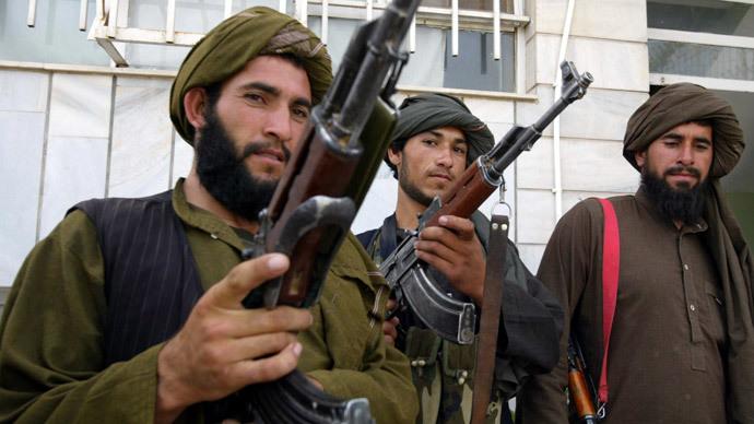 Taliban militants (Reuters / Mohammad Shoib)