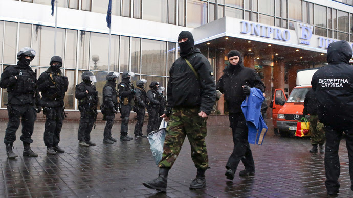 AFP Photo / Inna Sokolovska