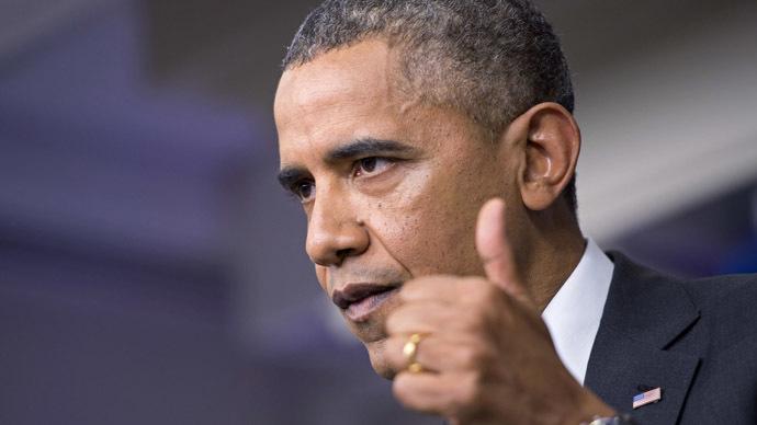 US President Barack Obama (AFP Photo/Jim Watson)