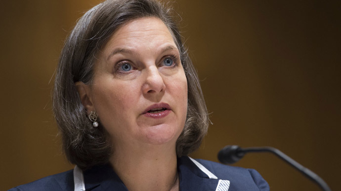 Victoria Nuland (AFP Photo / Saul Loeb)